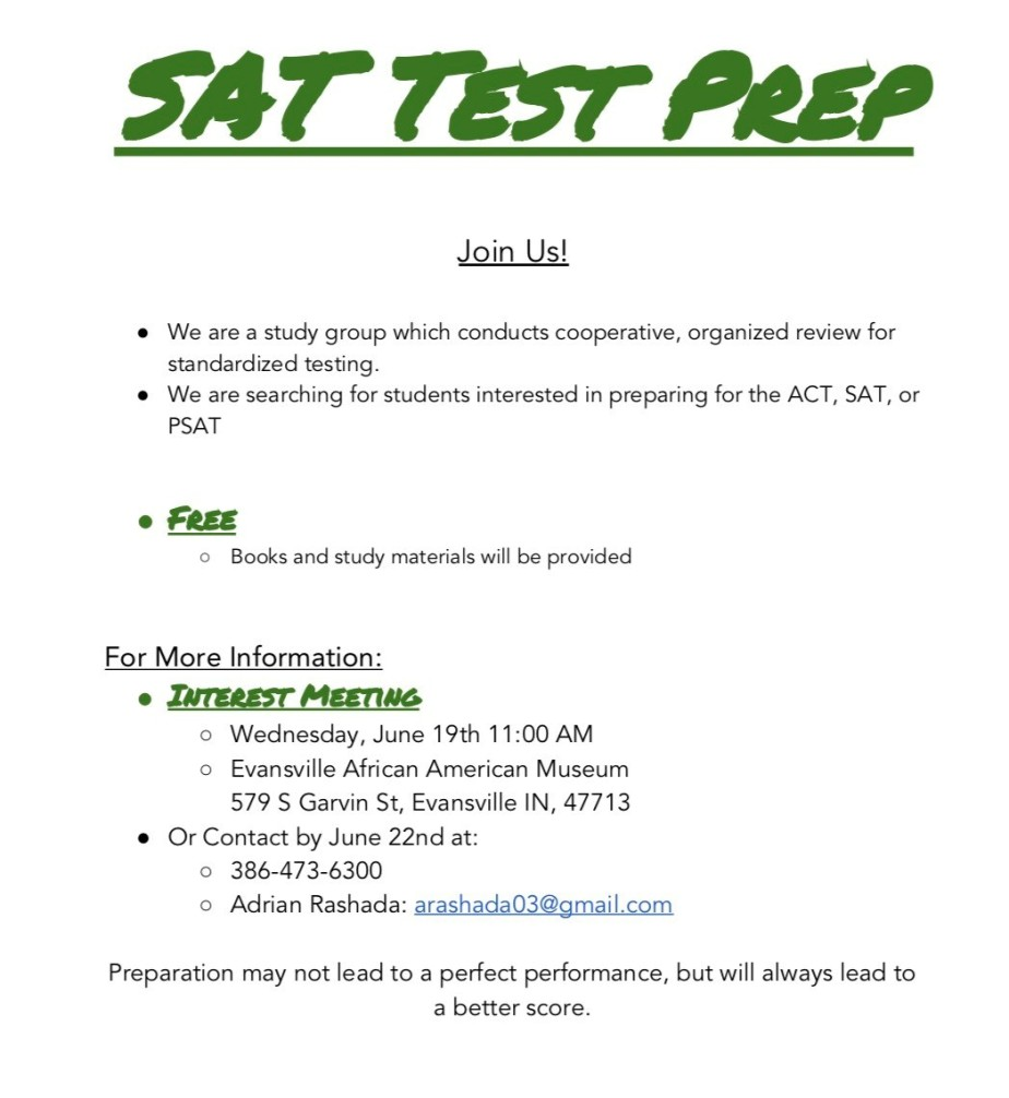 SAT Test Prep Picture