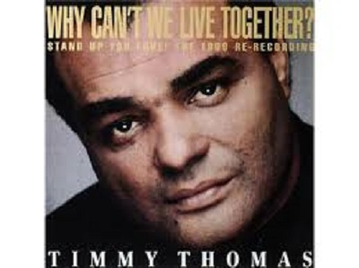 Timmy Thomas Album cover 400 X 299