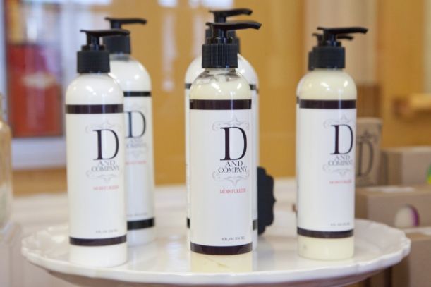 Store lotion